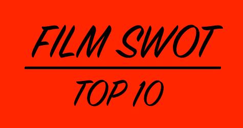 TOP 10 FILM SWOT