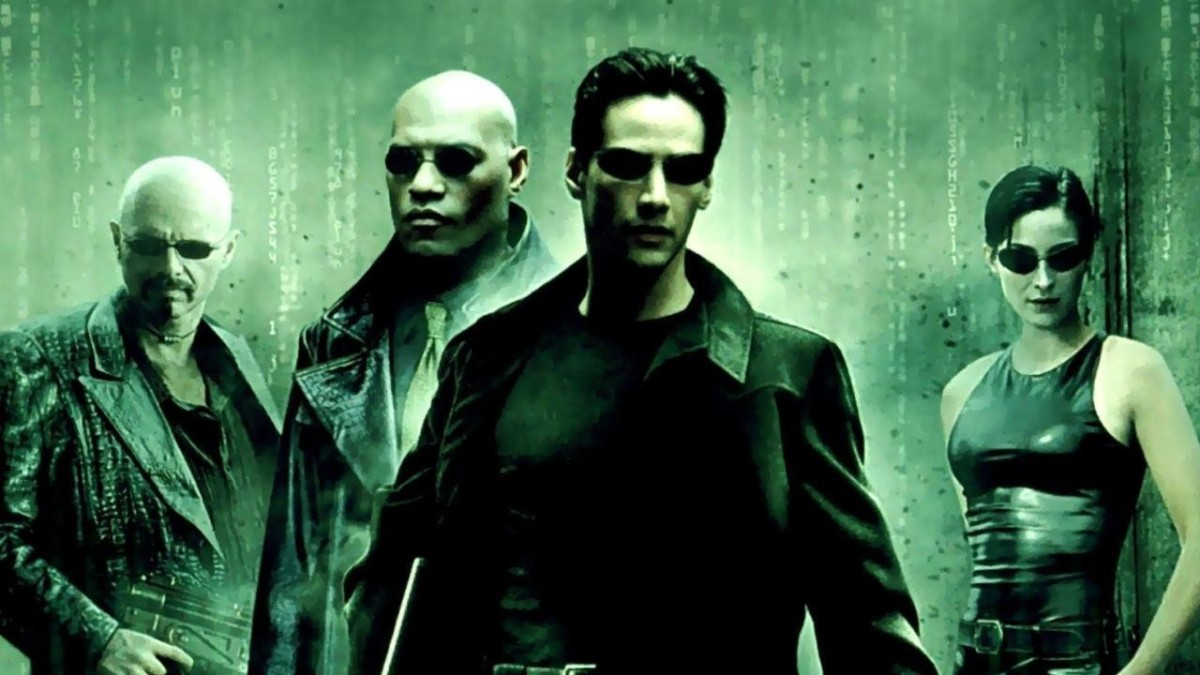 Drinking Game - The Matrix