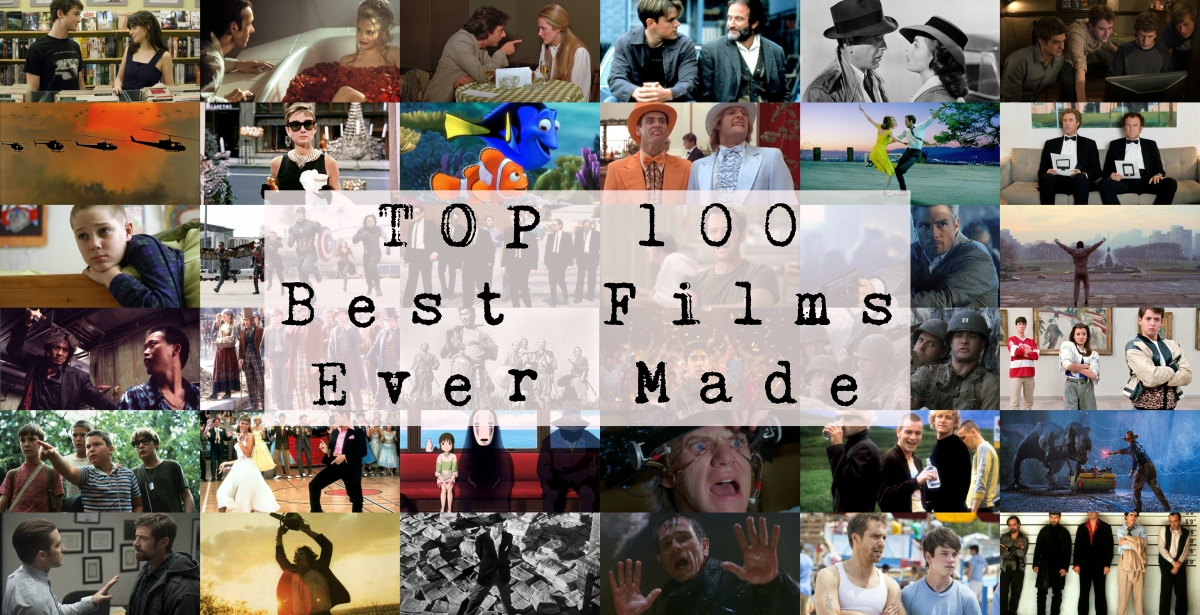 Top 100 Best Films Ever Made