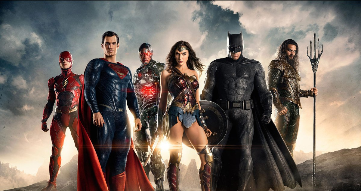 Justice League (2017) - Review