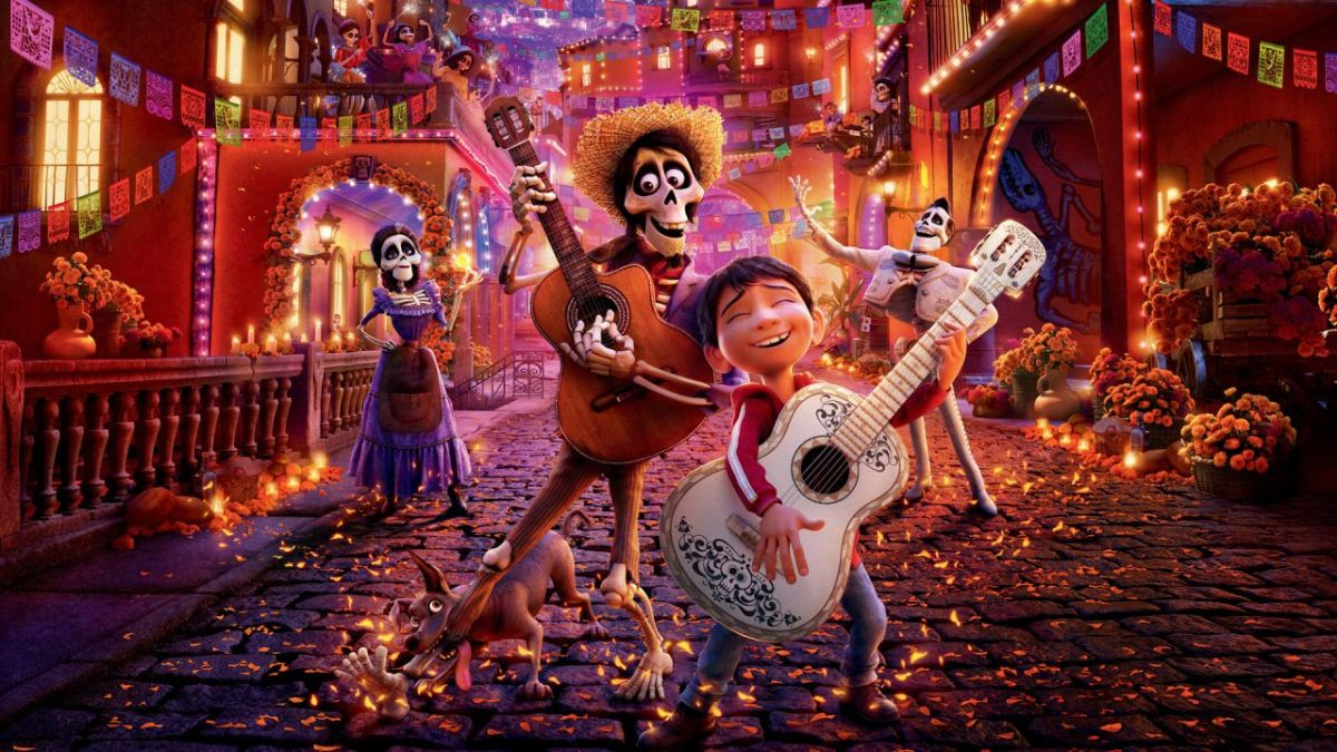 Coco (2018) - Review