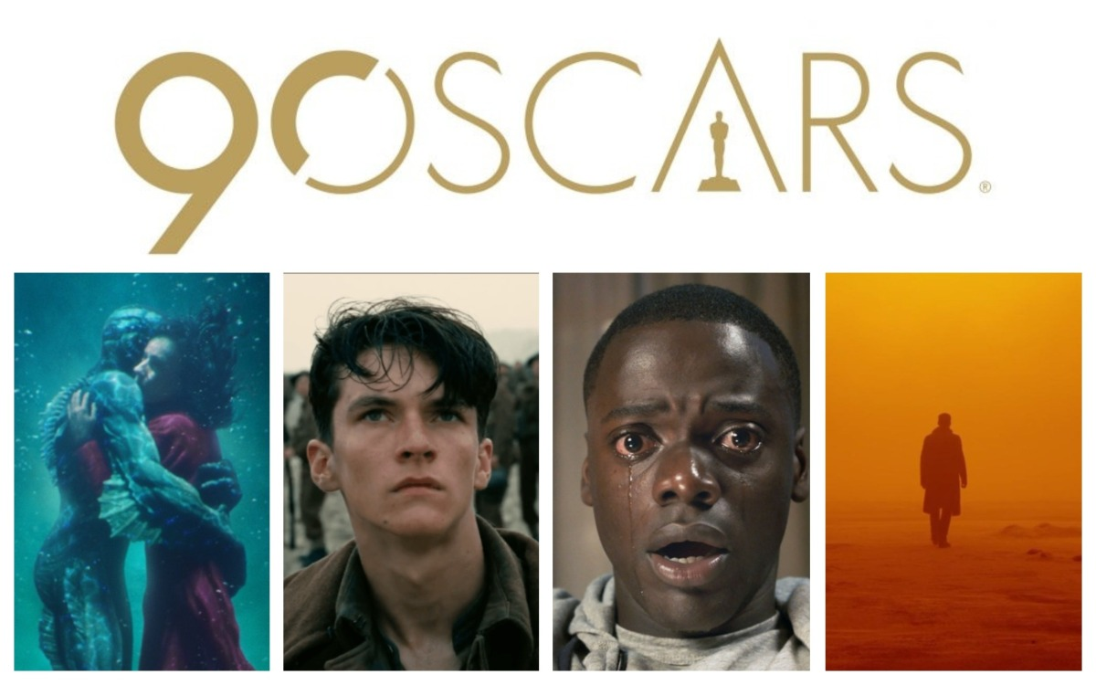 Oscar Nominations 2018 - Full List of Nominees