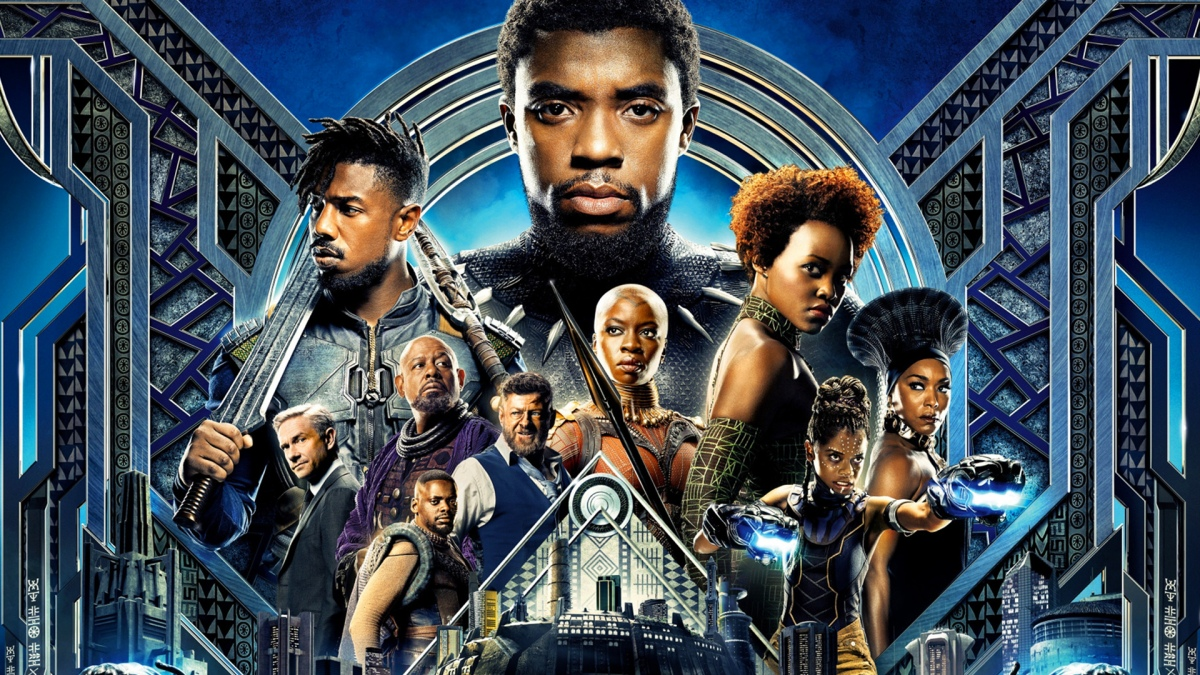 Black Panther (2018) - Review