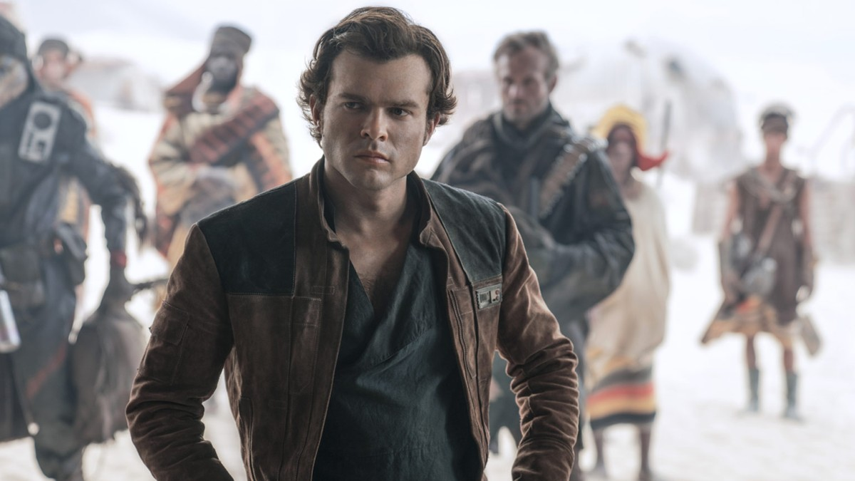 Solo: A Star Wars Story (2018) - Review