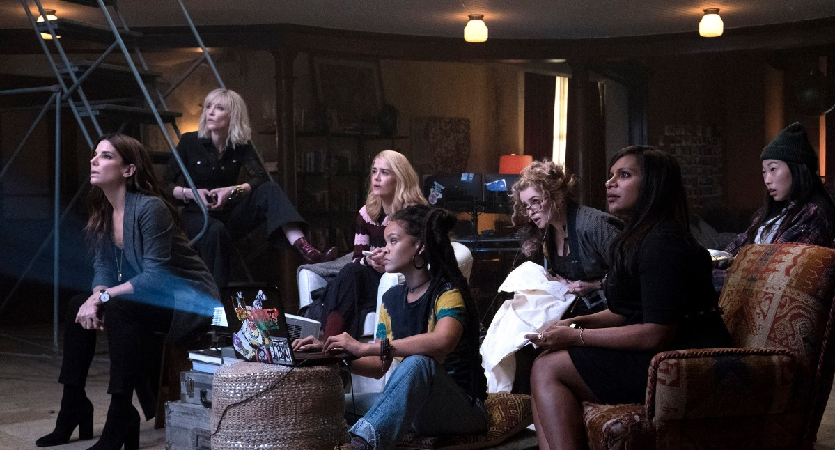 Ocean's Eight (2018) - Review