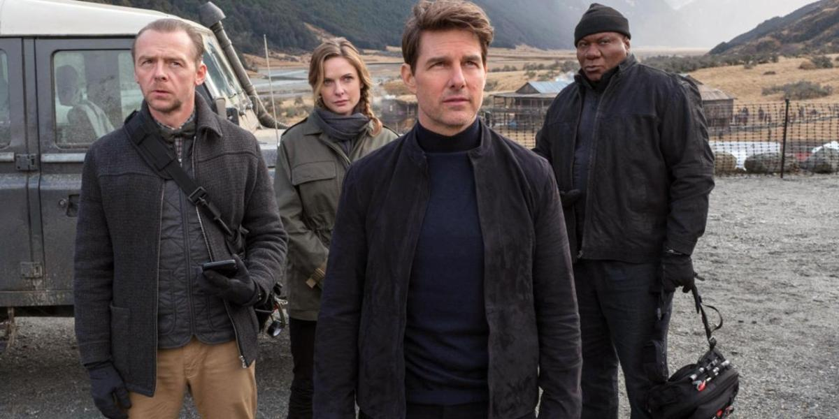 Mission Impossible: Fallout (2018) - Review