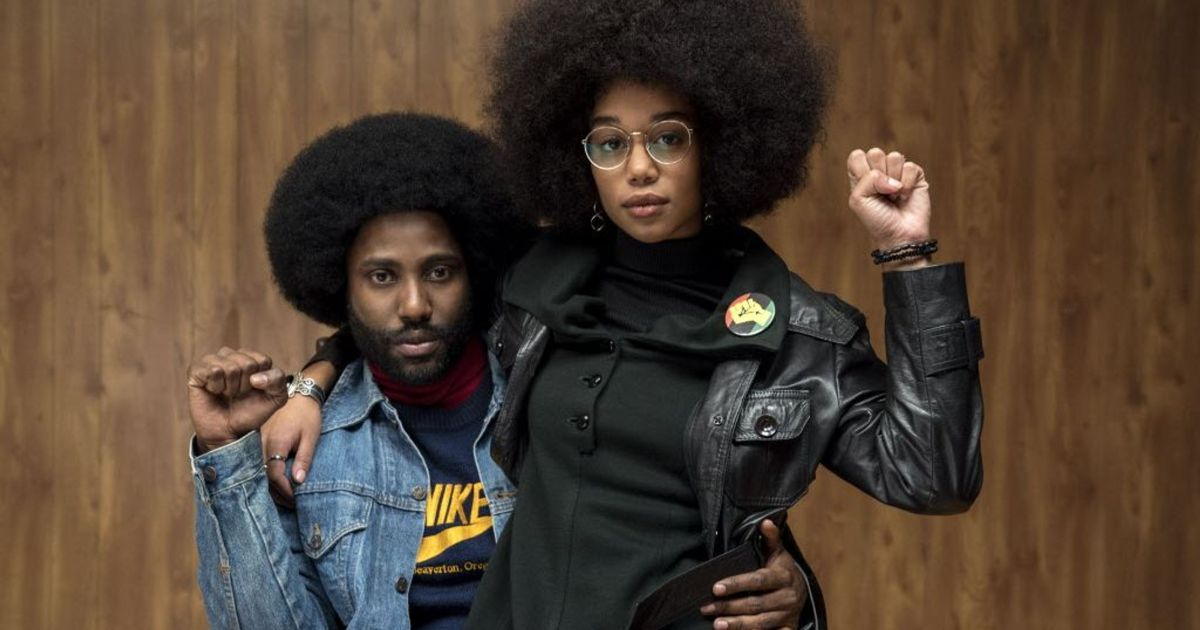 BlacKkKlansman (2018) - Review